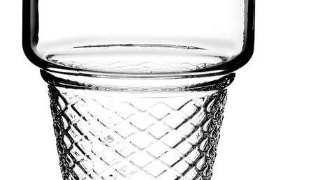Sada 3 skleniček na servírovaí zmrzliny Paşabahçe, ⌀ 8 cm