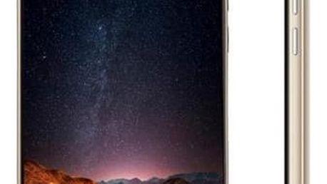 Mobilní telefon Doogee X20 Dual SIM 1 GB +16 GB zlatý + dárek (6924351617103)