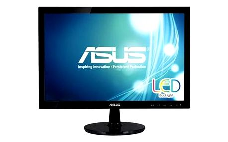 Monitor Asus VS197DE černý (90LMF1001T02201C-)