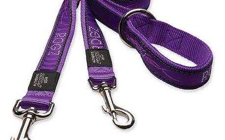 Rogz přepínací FANCY DRESS Purple Chrome L