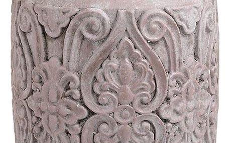 Cementová váza InArt Boho Purnima