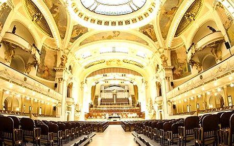Nejznámější melodie Mozarta & Vivaldiho ve Smetanově síni. Vstupenka na koncert pro jednoho.