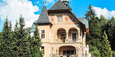 Hotel Vládní vila Luhačovice