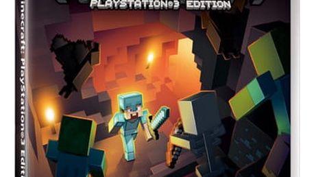 Hra Sony PlayStation 3 Minecraft (PS719413219)