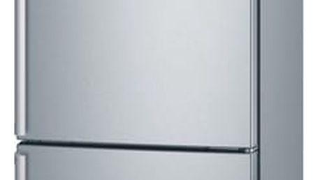 Kombinace chladničky s mrazničkou Bosch KGE36AI42 nerez