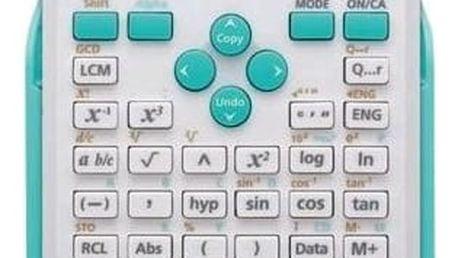 Kalkulačka Canon F-715SG bílá/modrá (5730B006)