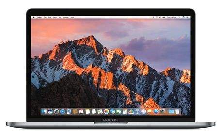 """Notebook Apple MacBook Pro 13"""" s Touch Bar 256 GB - Space Gray (MPXV2CZ/A)"""