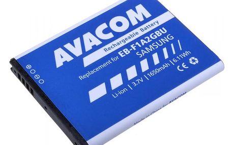 Baterie Avacom pro Samsung Galaxy S2, Li-Ion 1650mAh (náhrada EB-F1A2GBU) (GSSA-I9100-S1650A)