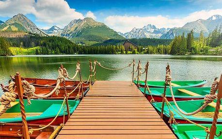 3–6denní pobyt pro 2 s polopenzí a slevami v hotelu Tatranec ve Vysokých Tatrách