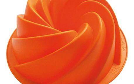 Orion forma silikonová BÁBOVKA FLOWER 23,5x9cm