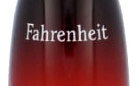 Christian Dior Fahrenheit 100 ml voda po holení pro muže