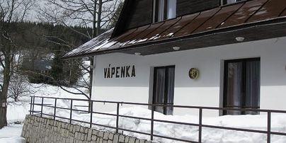 Penzion Vápenka