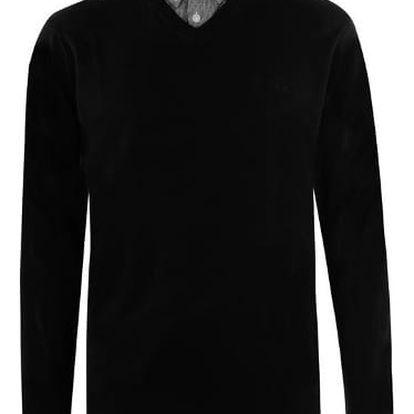 Pánský svetr Pierre Cardin černý