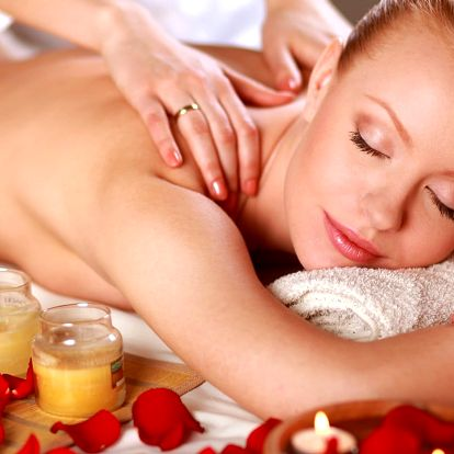 Dopolední masáž dle výběru z 5 druhů