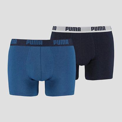 Boxerky Puma Basic Boxer 2 Pack true Barevná