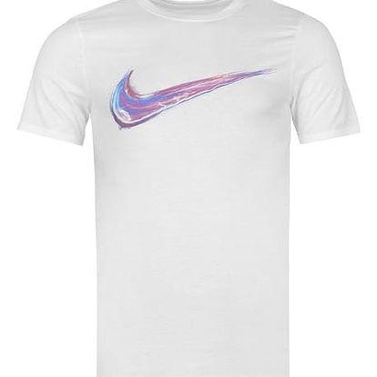 Pánské tričko NIKE Streak bílé