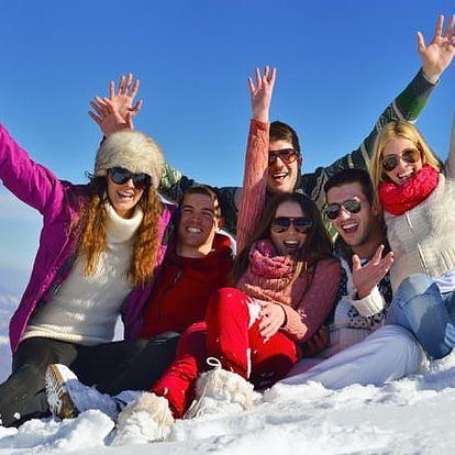 Silvestr na vrcholu Krkonoš - nečekejte na poslední chvíli až bude vyprodáno! 5 nocí jen 7 km od Sněžky.