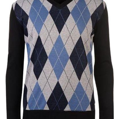Pánský svetr Pierre Cardin Argyle vzor. 3