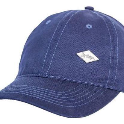 Značková kšiltovka Lee Cooper modrá