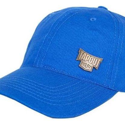 Značková kšiltovka Tapout modrá