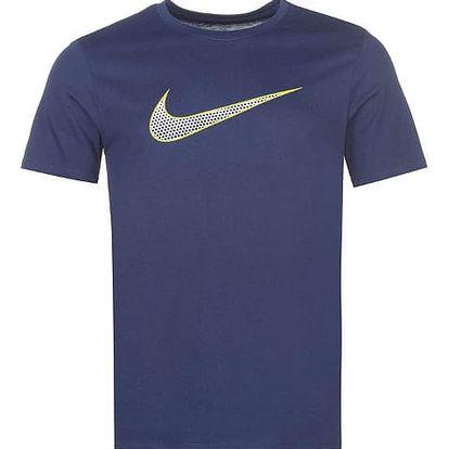 Pánské tričko NIKE tmavě modré