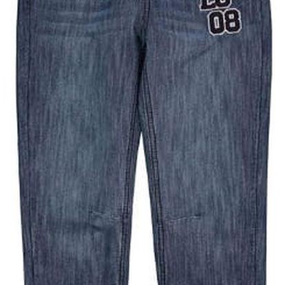 Dětské kalhoty Lee Cooper modré