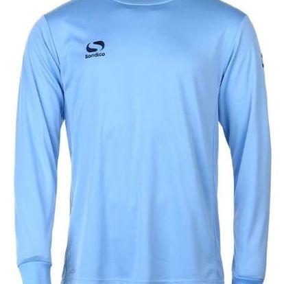 Pánské sportovní tričko s dlouhým rukávem Sondico světle modré