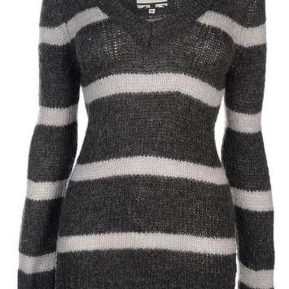 Dámský svetr Lee Cooper Stripe vzor. 3