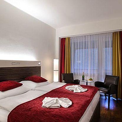 2–4denní luxusní pobyt pro 2 ve Wellness hotelu Green Paradise**** v Karlových Varech
