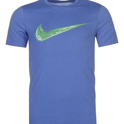 Pánské tričko NIKE Streak modré