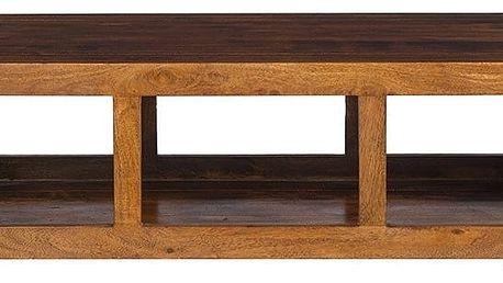 Konferenční stolek z akáciového dřeva Woodking Timmy