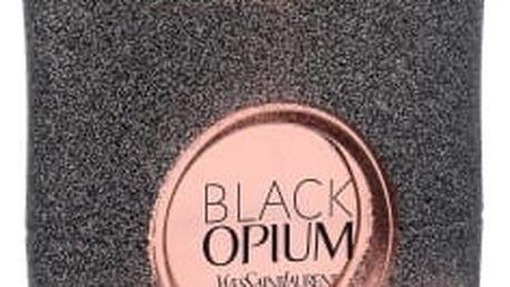 Yves Saint Laurent Black Opium Floral Shock 90 ml parfémovaná voda pro ženy