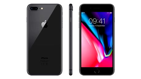 Mobilní telefon Apple iPhone 8 Plus 64 GB - Space Gray (MQ8L2CN/A) + DOPRAVA ZDARMA