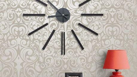 G21 Elegant Style Samolepící hodiny