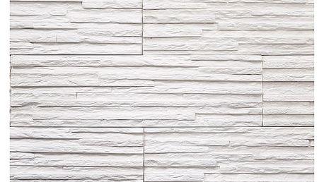 Interiérový sádrový obklad - IBIZA white