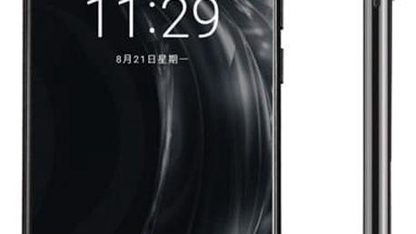 Mobilní telefon Doogee MIX Lite Dual SIM 2 GB + 16 GB (6924351622909) černý