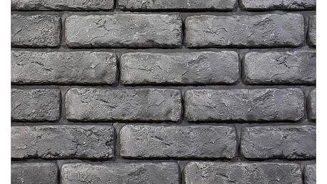 Interiérový sádrový obklad - KRETA grey