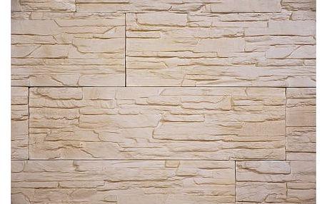 Interiérový sádrový obklad - MILA sand