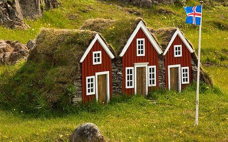 Klenoty Norska a Islandu - poznávací zájezd