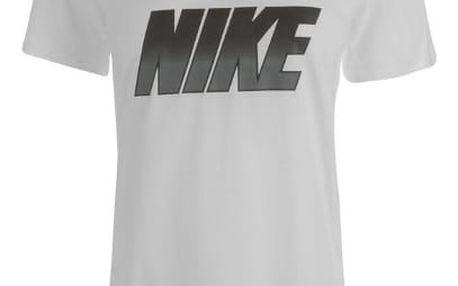 Dámské tričko NIKE Block bílé