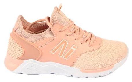Lehoučké dámské běžecké boty EVOLVE růžové