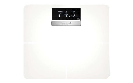 Osobní váha Garmin Index bílá (010-01591-11)