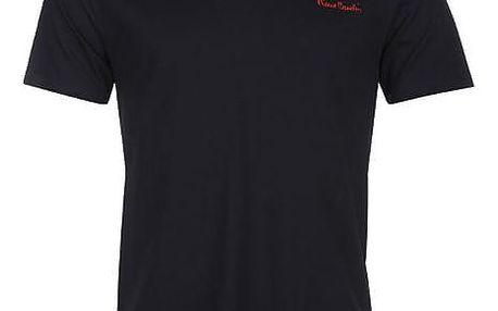 Pánské tričko Pierre Cardin Neck tmavě modré