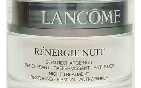Lancome Rénergie Anti-Wrinkle 50 ml noční pleťový krém proti vráskám pro ženy