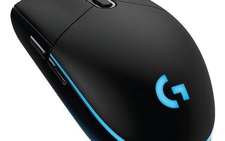 Myš Logitech Gaming G203 Prodigy černá (/ optická / 6 tlačítek / 6000dpi) (910-004845)