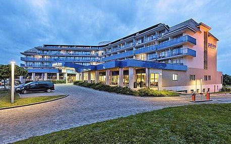 NEJPOPULÁRNĚJŠÍ HOTEL: Park Inn Sárvár, Maďarsko - TOP pobyt v lázeňském komplexu s polopenzí s neomzeným wellness, akce 3 noci za cenu 4, termíny po celý rok