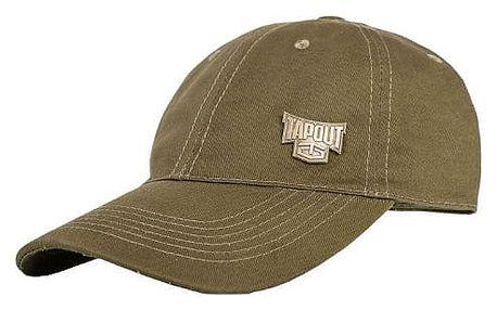 Značková kšiltovka Tapout army