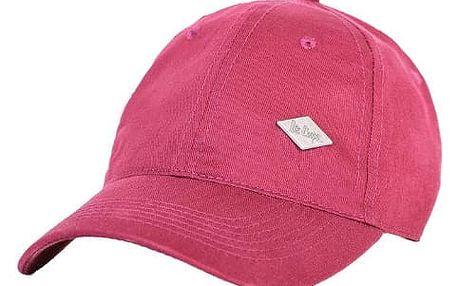 Značková kšiltovka Lee Cooper růžová