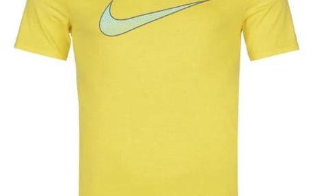 Pánské tričko NIKE žluté