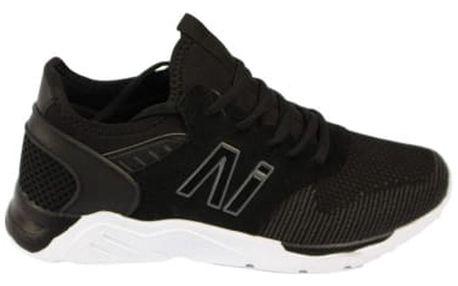 Lehoučké dámské běžecké boty EVOLVE černé